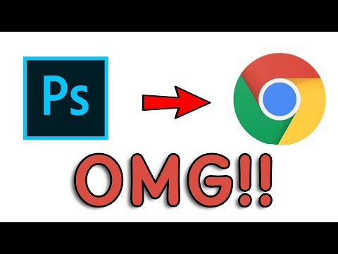 Use Photoshop Without Installing It (On Google Chrome) Hindi - Creative Bijoy