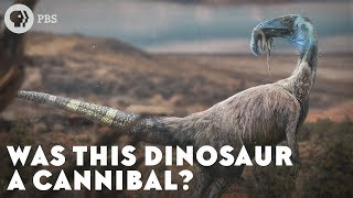 Was This Dinosaur a Cannibal?