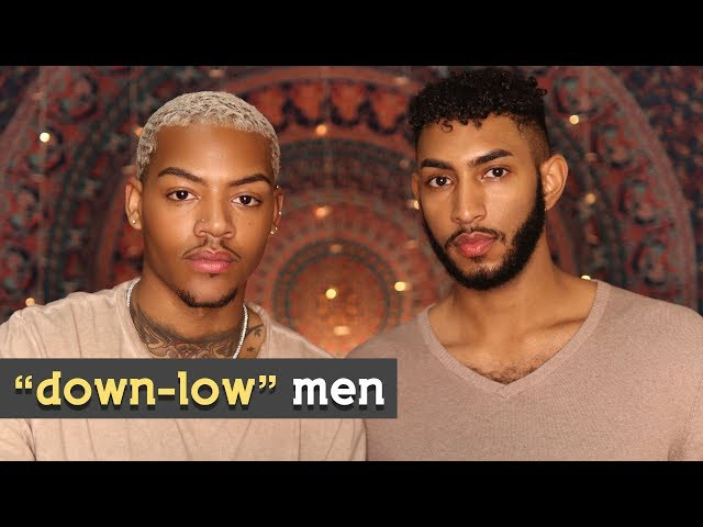 "The different types of DL ""downlow men"" & how to read them 