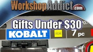 Kobalt Hand Tools From Lowe's Under $30