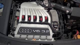 2005 Audi TT 3 2L Engine Test and Compression Numbers