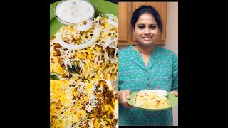 #VegBiriyani | How to make veg biriyani  from Milu's Kitchen |Good Food Good Moments.