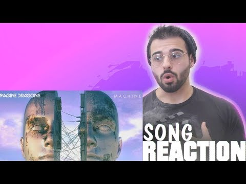 Imagine Dragons - Machine (Audio) - Reaction
