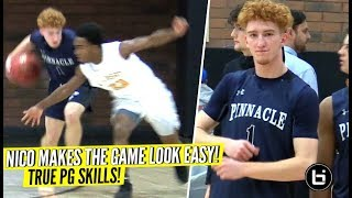 Nico Mannion Doesn't Need To Score To Be Effective!! Shows True PG Skills!