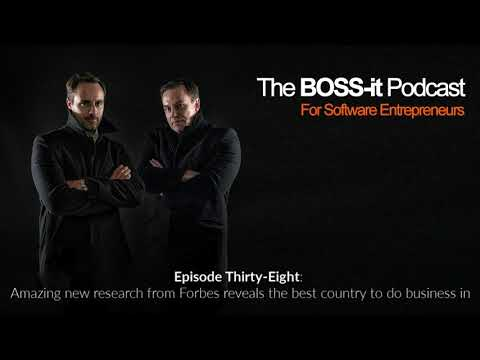 Episode 38: Amazing new research from Forbes reveals the best country to do business in