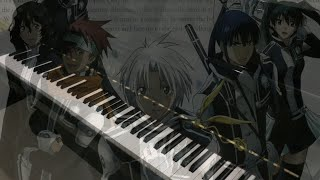 D.Gray-man OP1  -「Innocent Sorrow」| Abingdon Boys School  --- [Piano / ピアノ]
