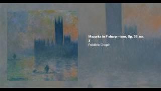 Mazurkas, Op. 59