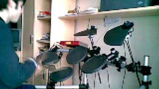 Nickelback - Yanking out of my heart (Xavier's drums cover)