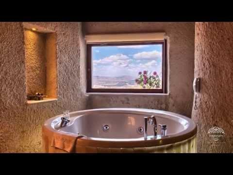 Luksuzni hotel u Turskoj smješten u pećini