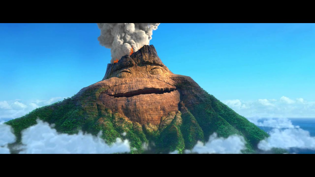 Pixar's Latest Short Features A Lovelorn Singing Volcano, Because Of Course It Does