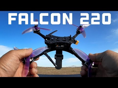 REPTILE FALCON-220 220mm FPV Racing Drone