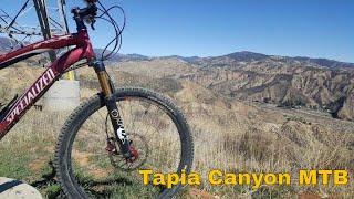 Tapia Canyon