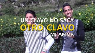 Otro Clavo (Letra) - Adrián y Slicker  (Video)