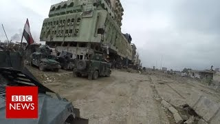 Mosul offensive: On the road to the