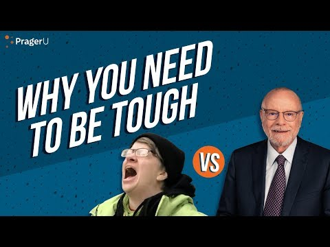 Why You Need to be Tough