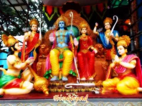 Ram ki sawari leke