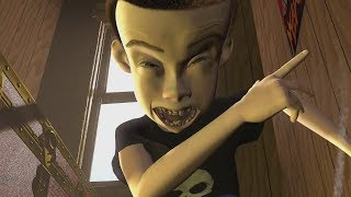 Toy Story, But it's just Sid