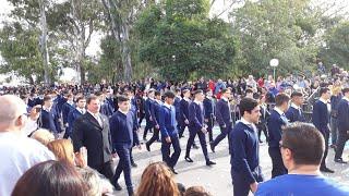 Desfile - 25 De Mayo - En Vivo Desde Villa Nueva