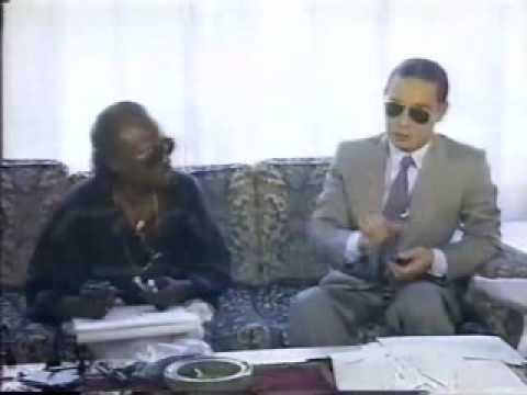 【動画】マイルス・デイヴィスとタモリの対談が面白すぎる