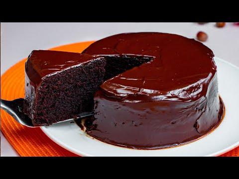 Stačí 5 MINUT! Nejlepší čokoládový dort - bez pečení, vajec i másla- Cookrate - Czech