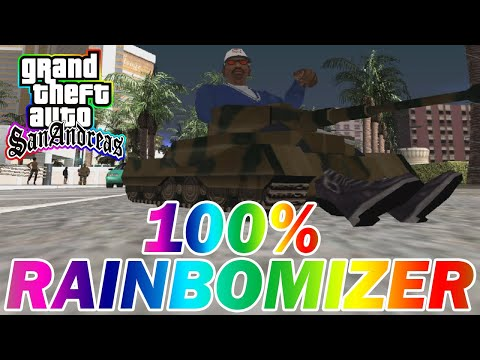 GTA San Andreas 100% Randomizer Speedrun - Over 30 hours!