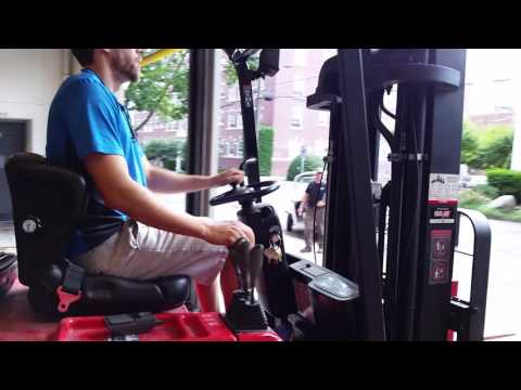 How To Not Drive A Forklift Truck- SCC Training Video