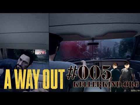 A Way Out #5 – Von Grashüpfern und Fischern ★ Let's Play Together A Way Out [HD|60FPS|Co-Op]