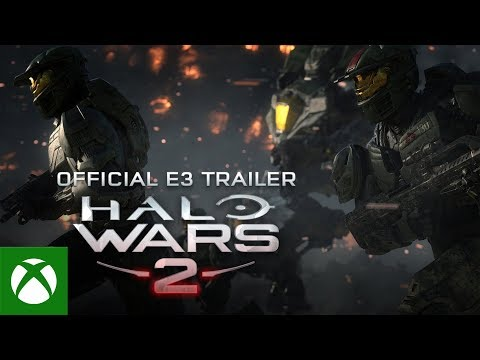 Halo Wars 2 Official E3 Trailer thumbnail