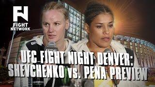 UFC Fight Night Denver Preview: Valentina Shevchenko vs. Julianna Pena