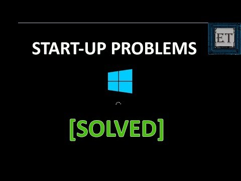 How To Fix Windows 10 Start-Up Problems – Automatic Repair Loop, Infinite Boot, Blackscreen