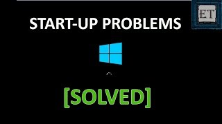 How To Fix Windows 10 Start-Up Problems – Automatic Repair Loop, Infinite Boot, Blackscreen [2018]