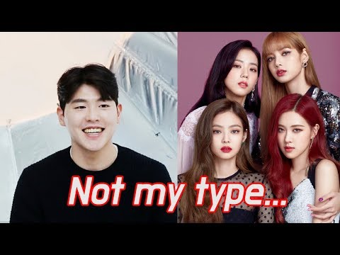 "The Hottest Member in BLACKPINK? Korean guy""s say...."