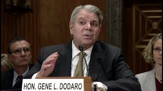 GAO: U.S. Comptroller General Testifies to U.S. Senate on GAO's 2019 Duplication Report