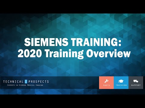 2020 Training Summary
