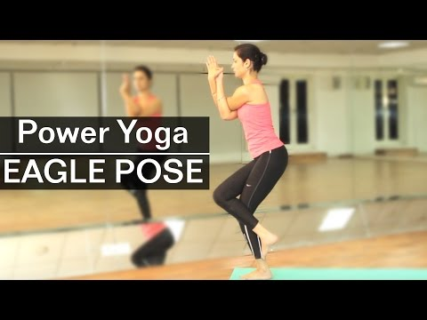 , title : 'How To Do EAGLE POSE | GARUDASANA YOGA'