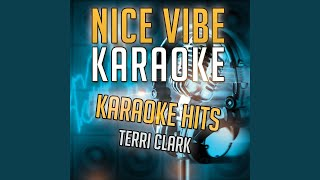 Unsung Hero (Karaoke Version) (Originally Performed By Terri Clark)