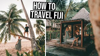 How To Travel In Fiji | The Perfect Tropical Getaway