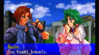 Battle Arena Toshinden Remix: Kayin's Story - Sega Saturn