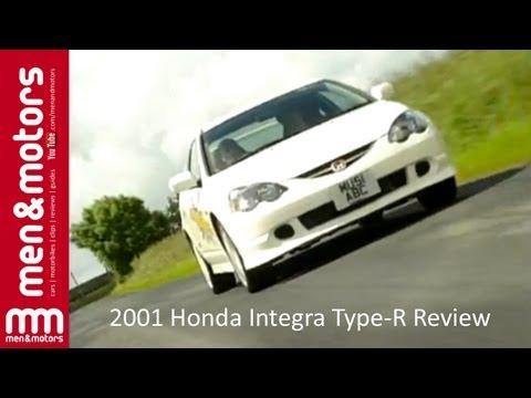 2001 Honda Integra Type-R Review