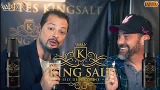 KING SALT : « Ma mangue dans ta bouche !»