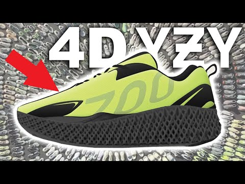 4D YEEZY? YEEZY BOOST 350 V3? Reacting to Kanye's Forbes Interview