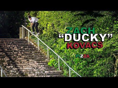 Zach 'Ducky' Kovacs' Pro for Pizza Part