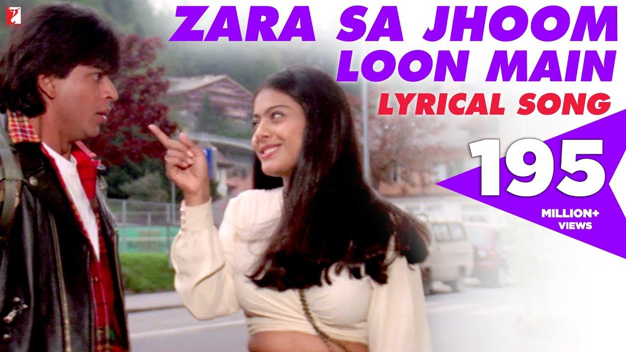 Zara Se Jhoom Loon Main| Abhijeet Bhattacharya Asha Bhosle Lyrics