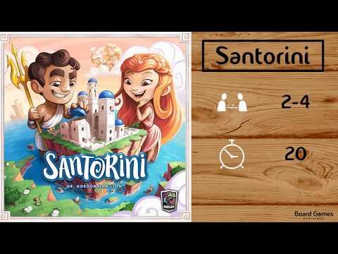 Santorini Explained in 1 Minute