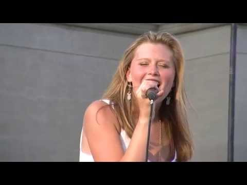 KayLyn Pace at the Ann Arbor Summer Festival #3 (Teen Competition Night)