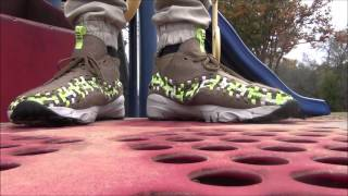 huge discount 6f469 241cf NIKE Air Footscape Woven Chukka Volt Review  2015  ANDYVOGLO