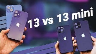 Apple iPhone 13 vs Apple iPhone 13 Mini: Better Than You Think?