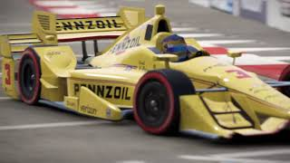 Project CARS 2 Indycar tests for NORL championship online racing PS4