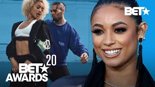 DaniLeigh's Journey From Choreographing To Becoming The Main Act | BET Awards 20