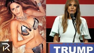 10 Photos of MELANIA, TRUMP Wishes We'd Forget